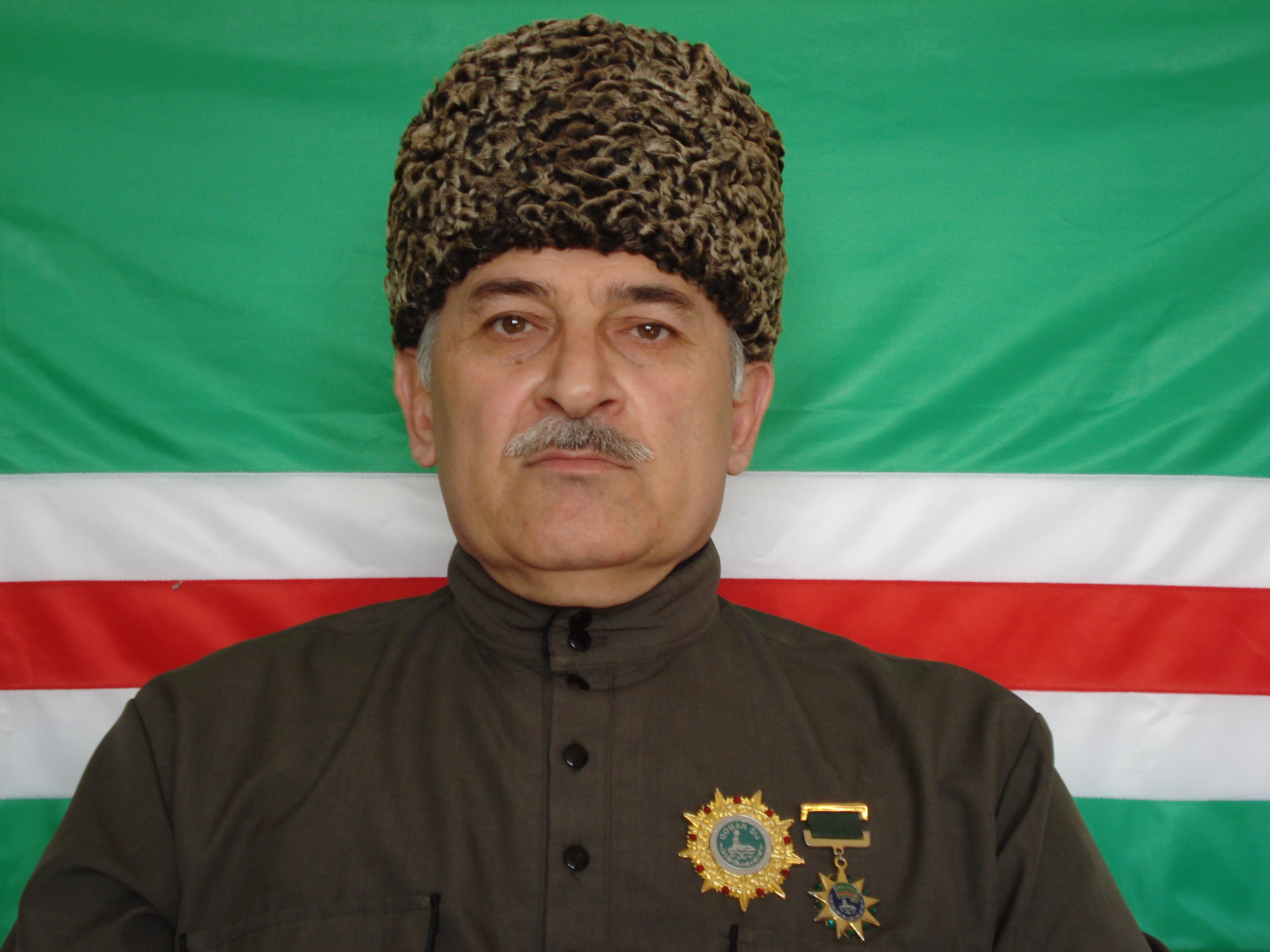 Suleyman (khamzat) Fclambekov