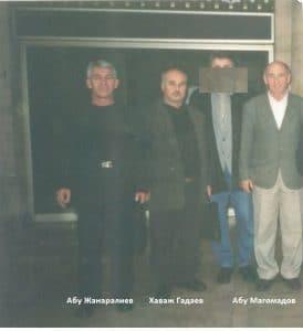 Раскаявщиеся в клевете на Ахъяда в Париже в 2001г..